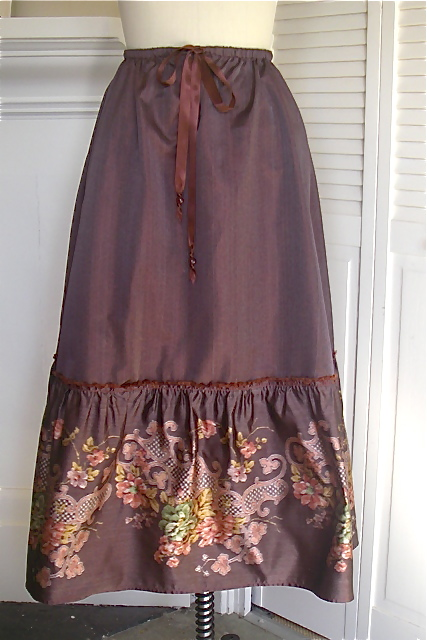 Luxe Bohemian Skirt