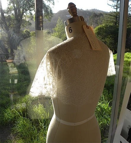 Chantilly Wedding Shrug