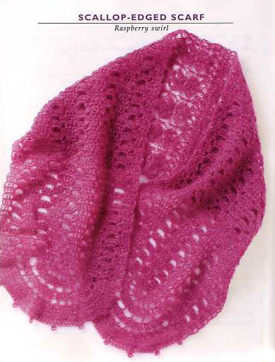 Vogue Knitting on the go! Crocheted Scarves