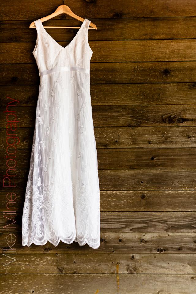 Venise Lace Wedding Dress
